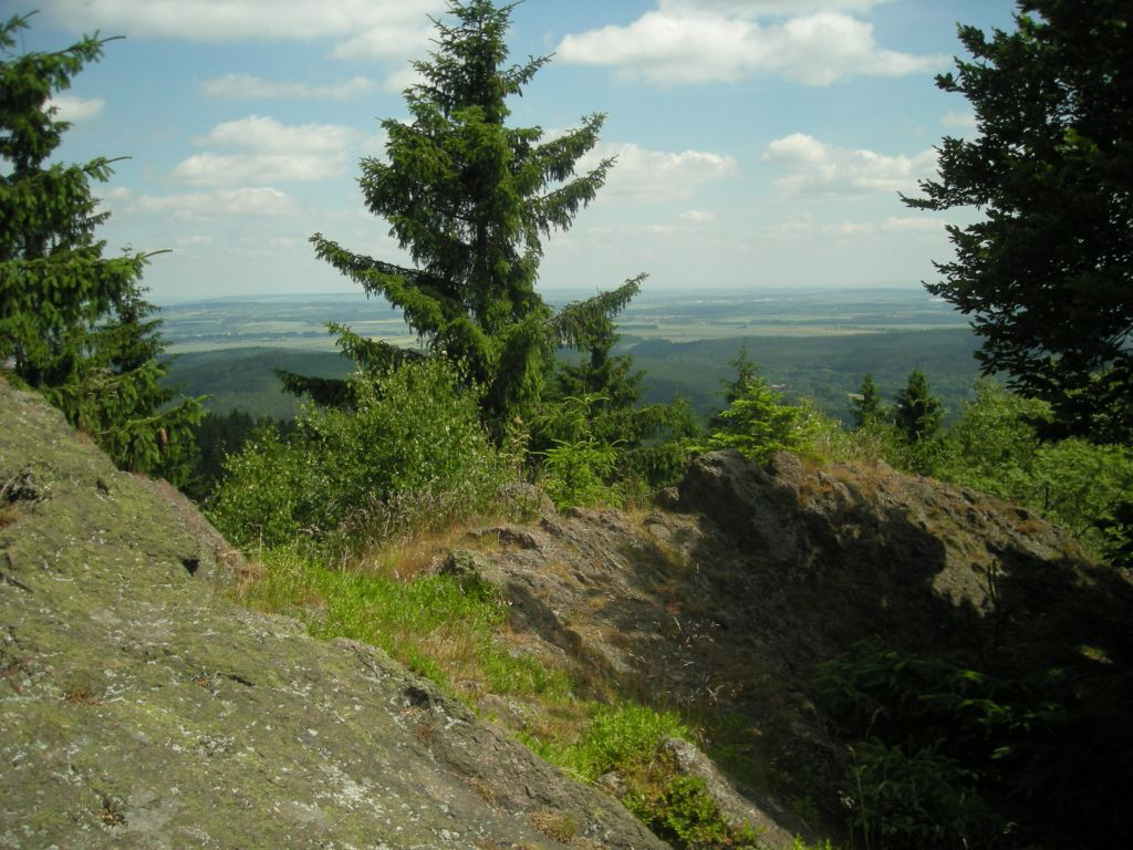 view from Uebelberg Kanzel