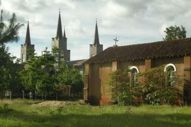 churchs of Mbulu