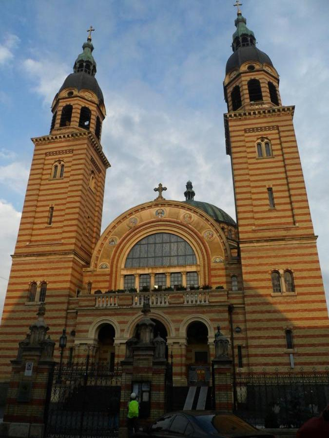 Orthodox Cathedral in Sibiu